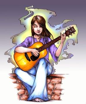 Songweaver by Weshoyot Alvitre